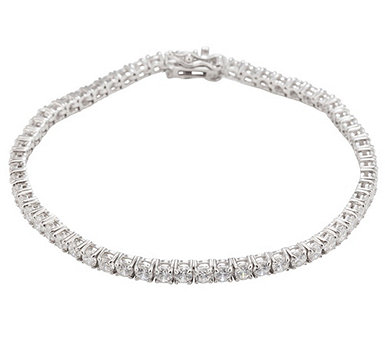 DIAMONIQUE Tennisarmband 59 Steine - 694900