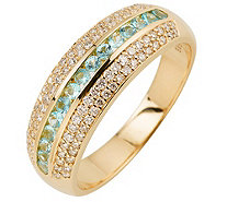 Ring Turmaline Brillanten - 606905