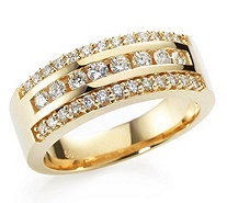 Ring 34 Brillanten - 610910