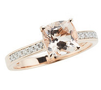 Ring Morganit Roségold - 606826
