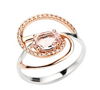 Ring Morganit - 607029