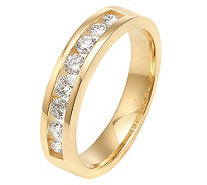 Ring 8 Brillanten - 611040