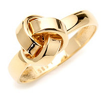 GOLDRAUSCH Knoten-Ring Gold - 634643