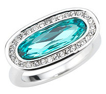 CRYSTALLIZED Ring Kristalle - 634545