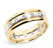 Ring 17 Brillanten - 610550