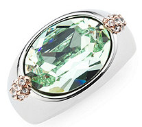 CRYSTALLIZED Ring Kristalle - 634558