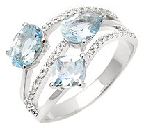 Ring Aquamarin - 606962