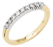 Ring 9 Brillanten - 611462
