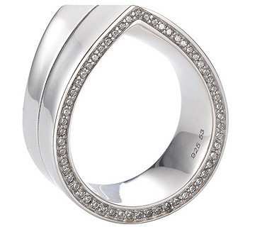 Ring Zirkonia - 634073