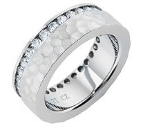 DIAMONIQUE Eternity-Ring Titan - 695082