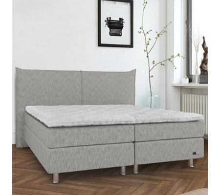 bodyflex boxspring bett lena serie classic wendetopper design kopfteil page 1. Black Bedroom Furniture Sets. Home Design Ideas