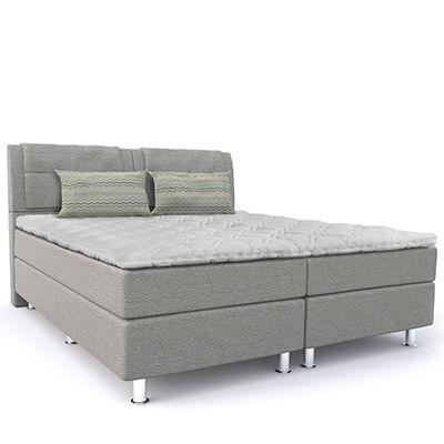 BODYFLEX BOXSPRING Bett Denver Serie Premium bewegl. Kopfteil ...