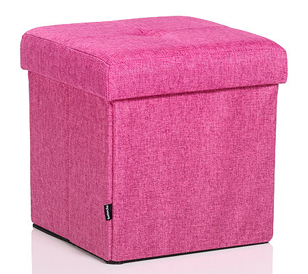 BELSEDIA Mini-Hocker klappbar multifunktional ca.33x33x33cm