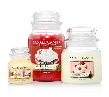yankee candle duftkerzen im apothekerglas brenndauer 105 623g 3tlg page 1. Black Bedroom Furniture Sets. Home Design Ideas