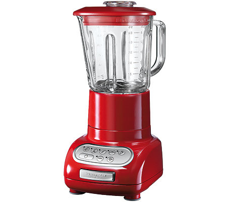 KITCHENAID Standmixer 5 Stufen 1,5l Glasbehälter 550W
