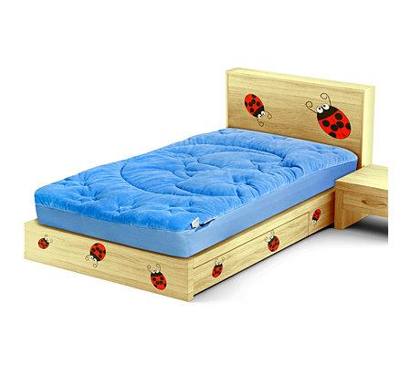 polysoft flexi kids mikrofaser unterbett ca 70x140cm page 1. Black Bedroom Furniture Sets. Home Design Ideas