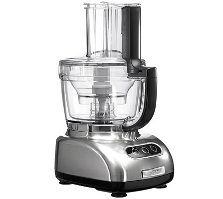 KITCHENAID Artisan Food Processor inkl.Zubehör 650W