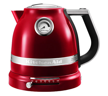 KITCHENAID Wasserkessel kabellos mit 360° Basis 2.400W