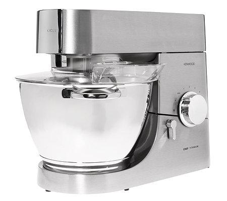 kenwood qvc küchenmaschine