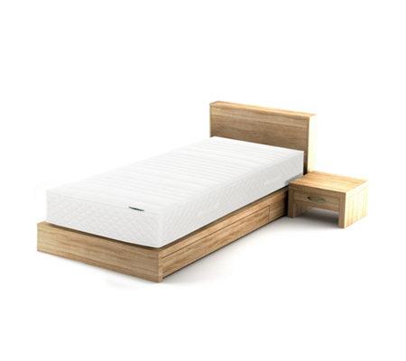 f a n frankenstolz 7 zonen matratze boxspring aufbau integrierter topper h ca 30cm page 1. Black Bedroom Furniture Sets. Home Design Ideas