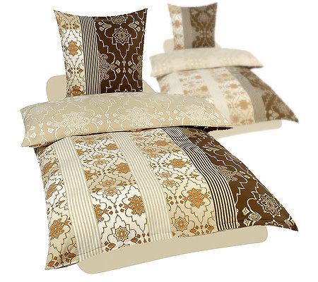 winterengel mikrofaser edelflanell ornamente bettw sche 6tlg page 1. Black Bedroom Furniture Sets. Home Design Ideas
