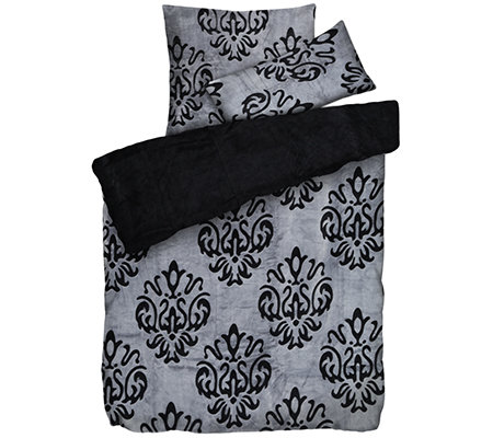 mont chalet mf chinchilla optik wendebettw sche ornamente 2 farbig einzelbett 3tlg page 1. Black Bedroom Furniture Sets. Home Design Ideas