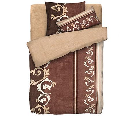 badizio classic mf pl schtrikot wendebettw sche ornamentranke einzelbett 4tlg page 1. Black Bedroom Furniture Sets. Home Design Ideas