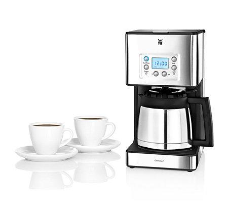 wmf skyline cromargan kaffeemaschine inkl thermokanne 2 baristatassen. Black Bedroom Furniture Sets. Home Design Ideas