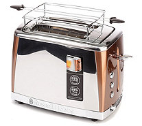 RUSSELL HOBBS Toaster Luna Copper - 872145