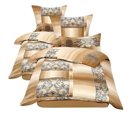 polarstern mf flanell fleece wendebettw sche ornamentik. Black Bedroom Furniture Sets. Home Design Ideas