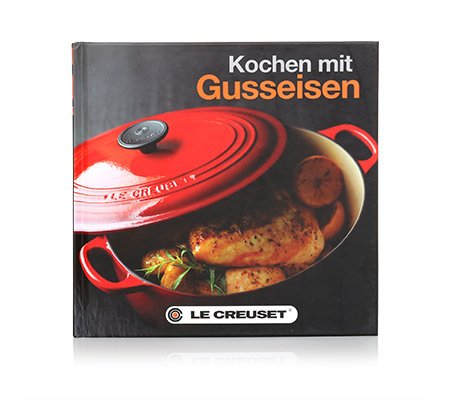 le creuset kochbuch kochen mit gusseisen 177 seiten page 1. Black Bedroom Furniture Sets. Home Design Ideas