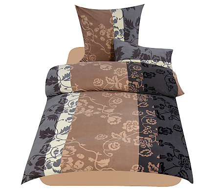 polarstern mikrofaser flanell fleece bettw scheset elaine. Black Bedroom Furniture Sets. Home Design Ideas