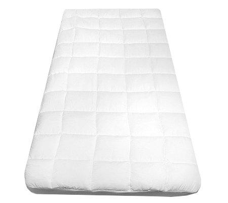 polysoft flexi mikrofaser unterbett mit spannumrandung karosteppung page 1. Black Bedroom Furniture Sets. Home Design Ideas