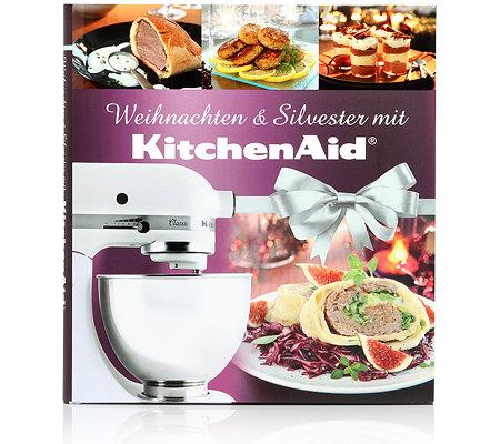 kitchenaid kochbuch 69 rezepte f r weihnachten und silvester page 1. Black Bedroom Furniture Sets. Home Design Ideas