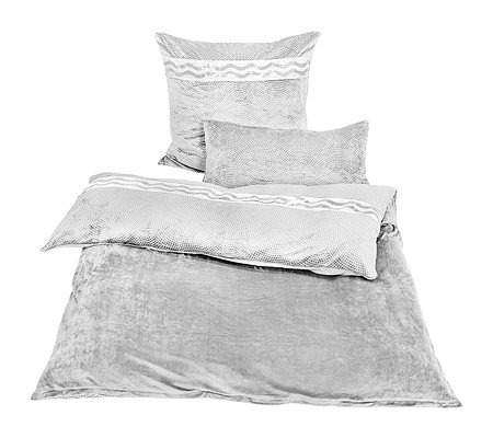 nickymood mf nicky wendebettw sche glanzpailletten. Black Bedroom Furniture Sets. Home Design Ideas