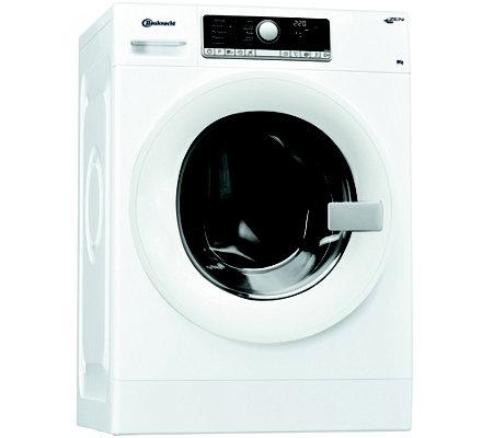 bauknecht waschmaschine 8kg fassungsverm gen 48db eek a zen technology page 1. Black Bedroom Furniture Sets. Home Design Ideas