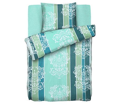 winterengel mf edelflanell bettw sche ornamentstreifen einzelbett 3 tlg page 1. Black Bedroom Furniture Sets. Home Design Ideas
