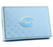 LINDT Winterblumen Box 4 Sorten Inhalt 712g