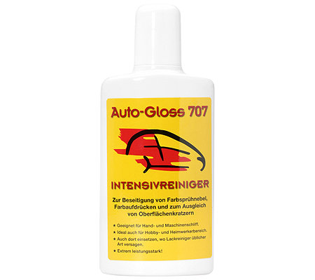 AUTO-GLOSS 707 Car-Clean Intensivreiniger 250ml