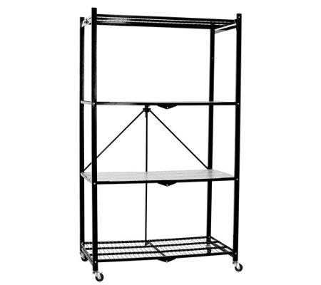pop it schwerlastregal faltbar inkl rollen 2 einlegeb den max 113kg boden page 1. Black Bedroom Furniture Sets. Home Design Ideas