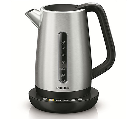 PHILIPS Avance Collection Wasserkocher Temperaturregel. 1,7l / 2.400W