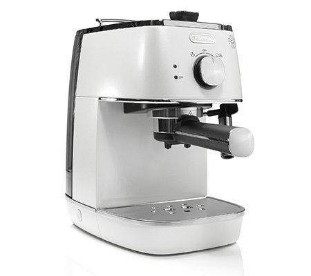DELONGHI Espresso Siebträgermaschine Cappucino System für