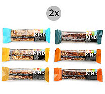 FOODIST BE-KIND 12 Nussriegel je 40 g - 882388