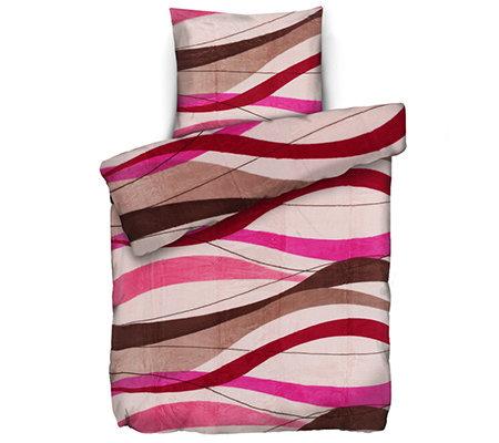 badizio classic mf pl schtrikot bettw sche welle einzelbett 2 tlg page 1. Black Bedroom Furniture Sets. Home Design Ideas