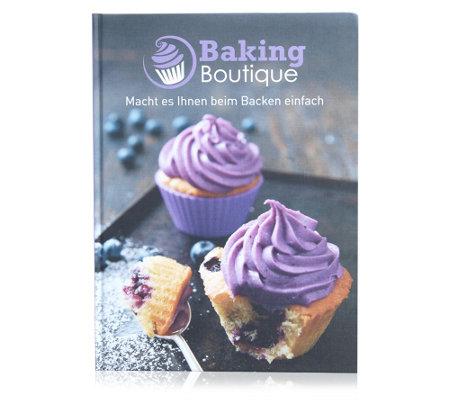 baking boutique rezeptbuch 45 rezepte auf 112 seiten page 1. Black Bedroom Furniture Sets. Home Design Ideas