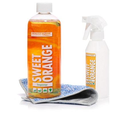 DAS BLAUE WUNDER® Sweet Orange Orangenreiniger 1x 750ml ...