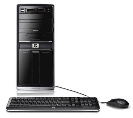 HP Pavilion Elite e9180f Intel Core i7-920 2.66GHz 1TB Desktop