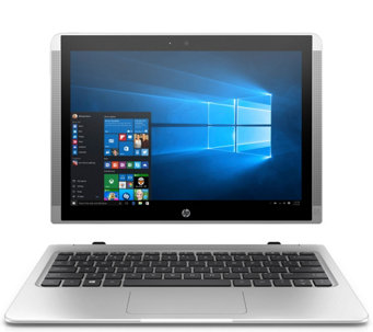"HP Pavilion x2 12"" 2-in-1 Touch Laptop 4GB RAM 128SSD & LifeTimeTech - E228800"