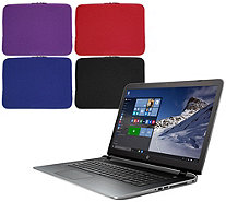 HP 17 Pavilion Laptop 8GB RAM 1TB HD with Case Voucher - E230700