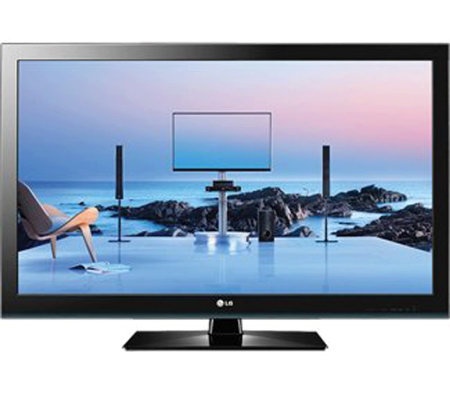 "LG 42"" Diagonal 1080p Full HD LCD TV with xDEngine"